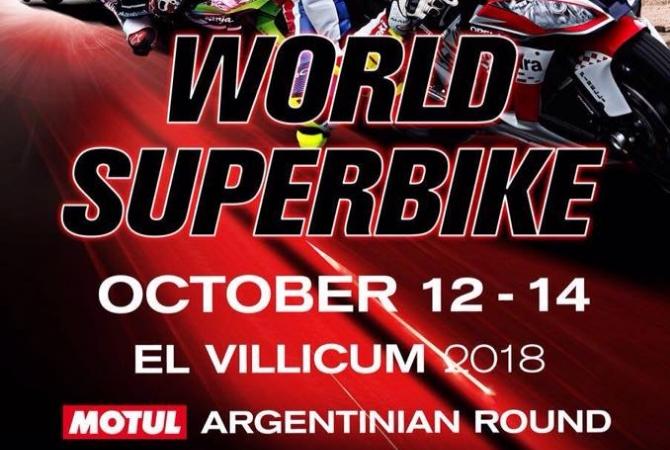 El Villicum será sede del Superbike