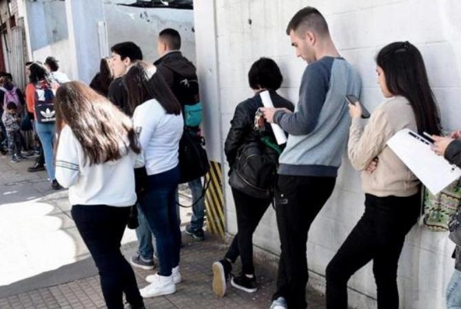 DESOCUPACIÓN: el último trimestre en Nación fue del 11%, en San Juan, 5,2%