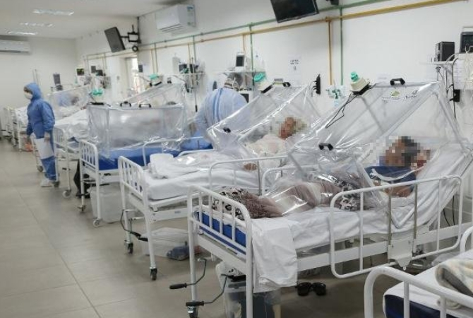 Vuelven a subir los contagios y los pacientes con respirador