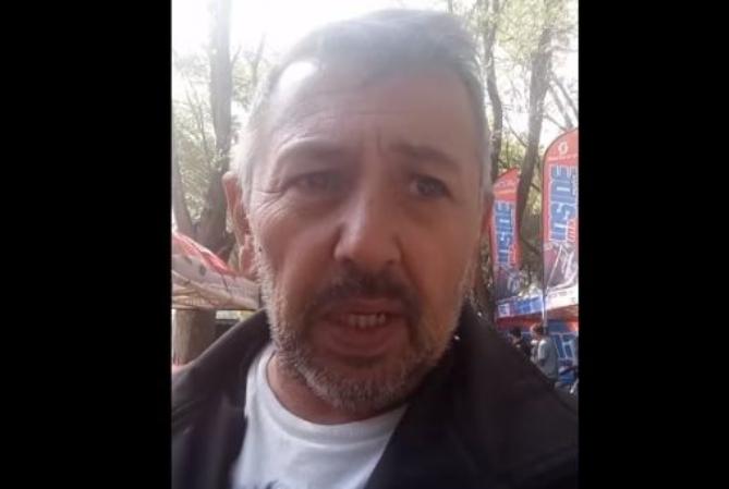 El análisis del periodista que transmitió en vivo el accidente del Wey