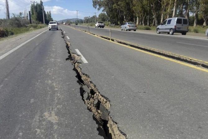 Por el sismo, Mendoza apura la doble vía con San Juan