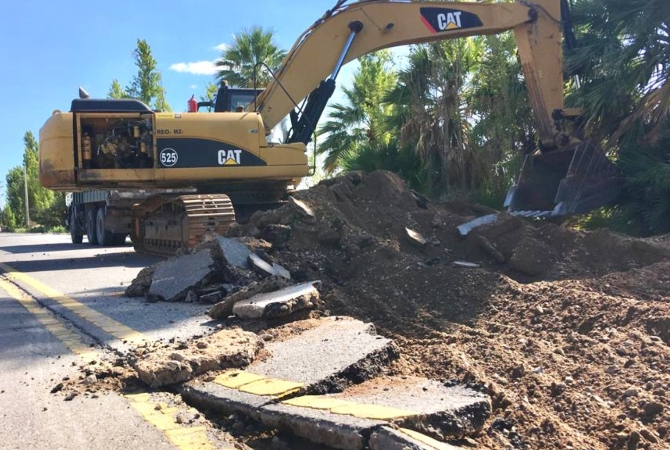 SISMO: estiman que entre uno y dos meses demandará reparar ruta 40