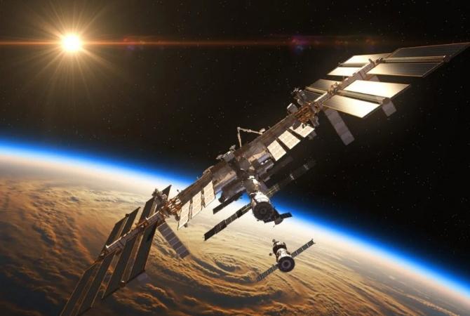 VIRAL: La imagen de Jáchal tomada desde una estación espacial