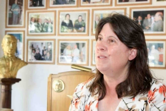 Graciela Caselles será precandidata en Rivadavia