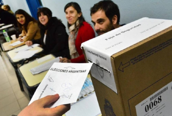 OFICIAL: Todos, 42,89%; JxC, 38;25% y Consenso 8,97%