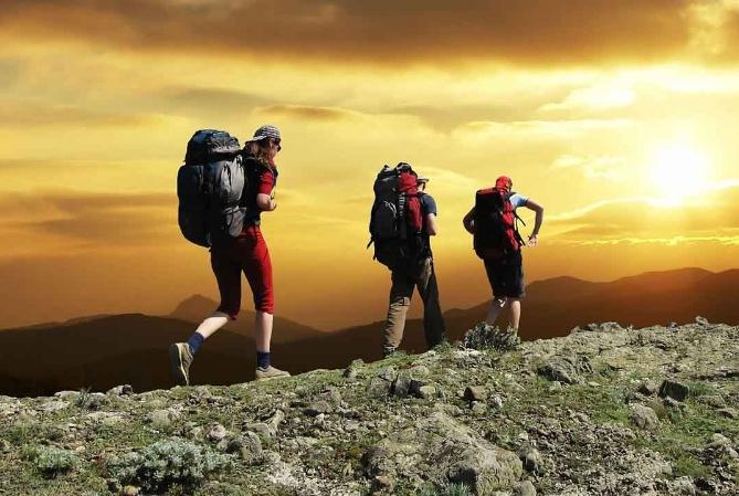 DEPORTE Y CUARENTENA: el trekking, el que más permisos pidió
