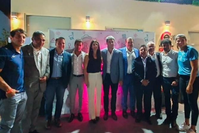 Uñac en el Espacio Clarín: Hicimos del deporte una herramienta de transformación social