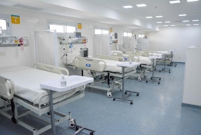 Las camas de terapia siguen al límite, 88,5 por ciento de ocupación