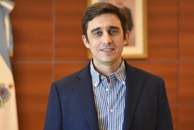 Cómo será la campaña de Emilio Baistrocchi en Capital