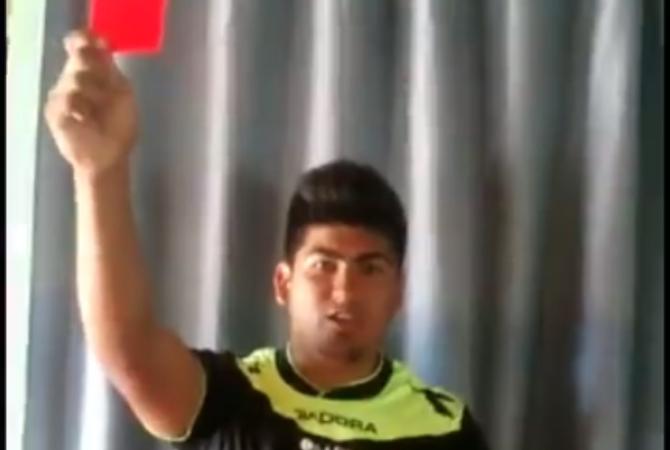 El vídeo contra la violencia en el fútbol de árbitros y clubes sanjuaninos