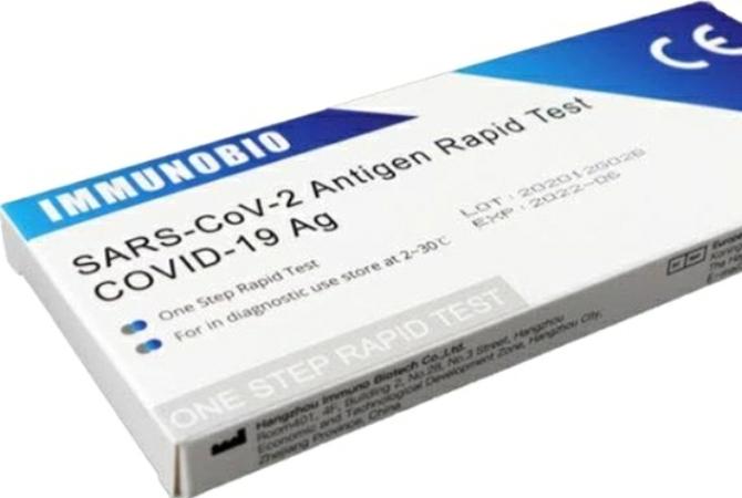 El test rápido de antígenos SARS-CoV-2 ya se vende en farmacias