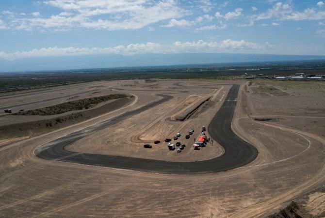 Circuito Villicum : El nuevo autódromo villicum superó prueba clave