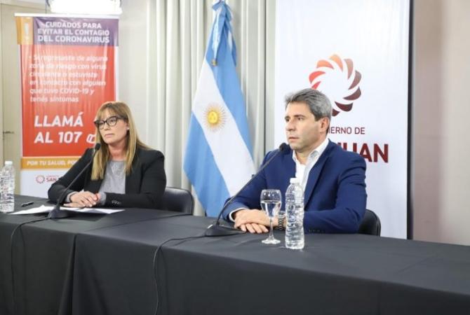 COVID: San Juan adhiere a las flexibilizaciones decididas por Nación