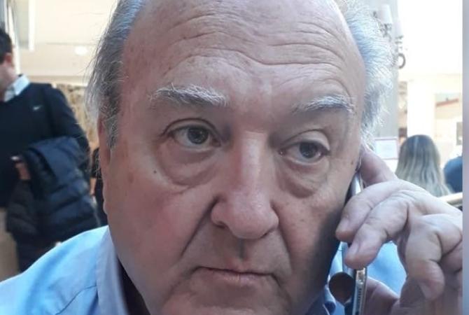 CIUDAD JUDICIAL: el director de Radio Colón rompió el silencio