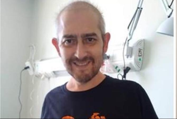 Maldito cáncer: En abril murió su esposa y ahora él