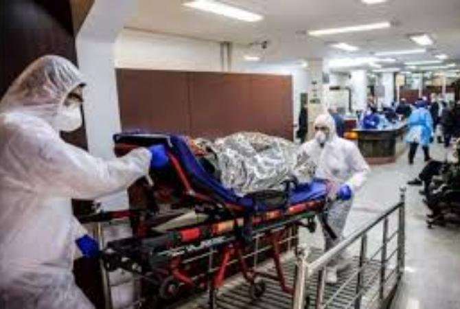 SIN FRENO: 13 muertos por Covid, el reporte del lunes