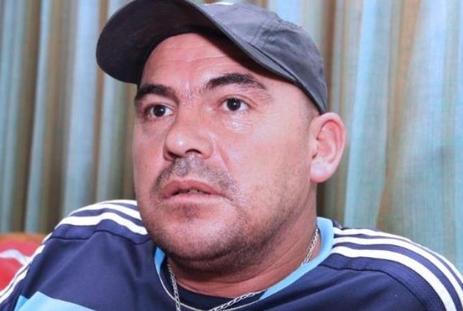 El jefe de la barra de Sportivo, preso por golpear a su ex