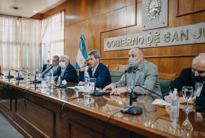 SEQUÍA: productores plantearon al gobierno una salida a la crisis