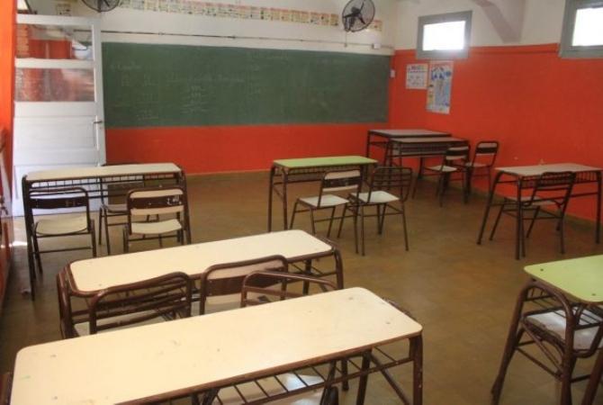 Por jornadas de capacitación docente, hoy no hay clases en la provincia