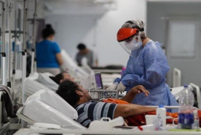 COVID: baja el número de contagios pero no de fallecidos diarios