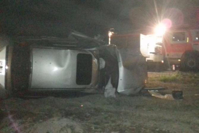 Triple choque en Ruta 40 dejó varios heridos