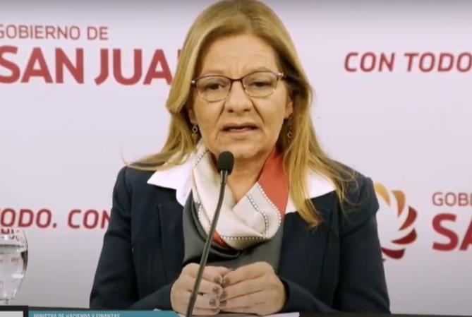 MARISA LÓPEZ: El bono se pagaría en dos cuotas