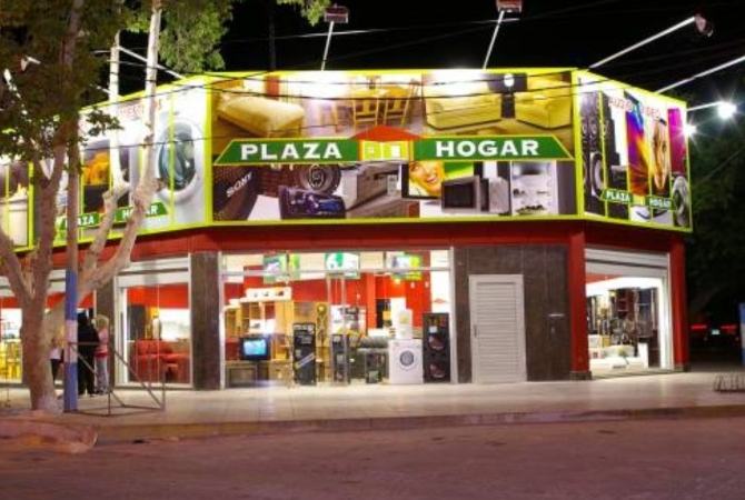 Cerró una histórica firma de electrodomésticos en Caucete