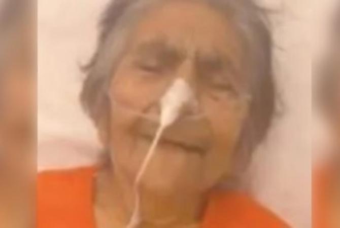 La anciana abandonada en una clínica irá al Hogar Eva Perón