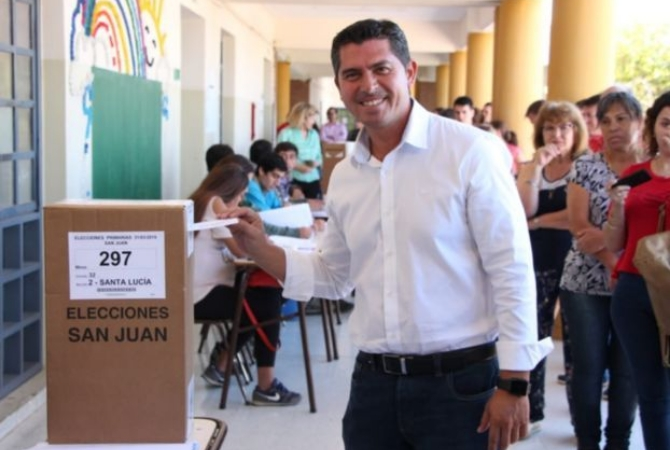 Orrego: Hoy se abre la puerta para poder ser candidato