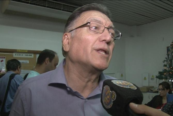Alfredo Russo: No es el camino adecuado que DAMSU vuelva a la UNSJ