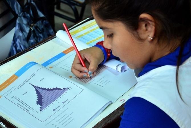 Empiezan a analizar una nueva forma de enseñar matemáticas