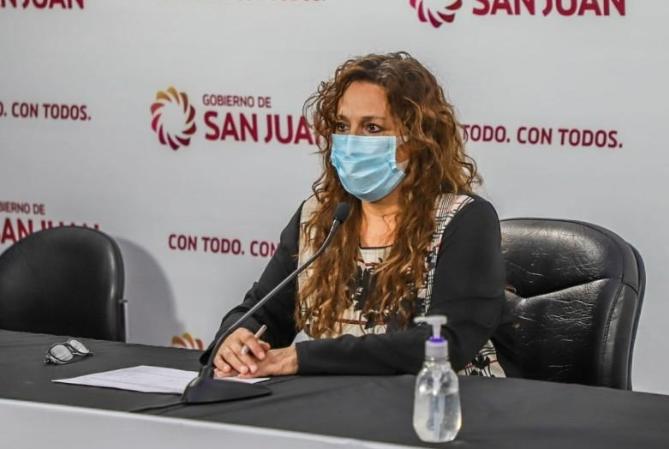 JOFRÉ: En San Juan todavía no se puede declarar la circulación viral