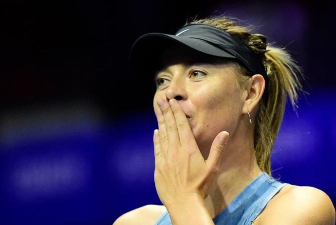Maria Sharapova anunció su retiro a los 32 años: