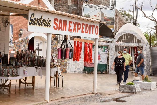 El gobierno hace una fuerte apuesta al turismo religioso
