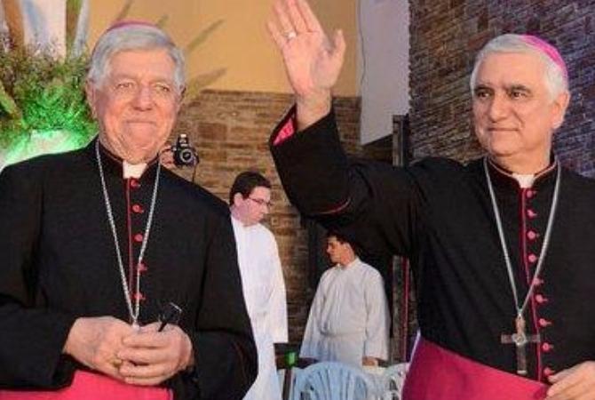 El papa Francisco aceptó la renuncia de monseñor Delgado