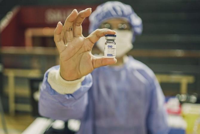 ¿Cuándo empiezan a vacunar a mayores de 40 años?