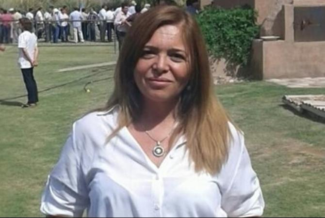 Federica Mariconda es la candidata a vice en Dignidad Ciudadana