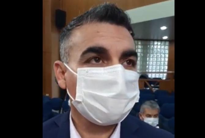 PANDEMIA: Gramajo suspenderá actos de inauguración de obras
