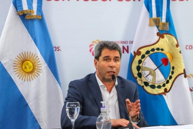 CRIMEN DE GUTIÉRREZ: el tuit de Uñac sobre lo que dijo Cafiero de la oposición