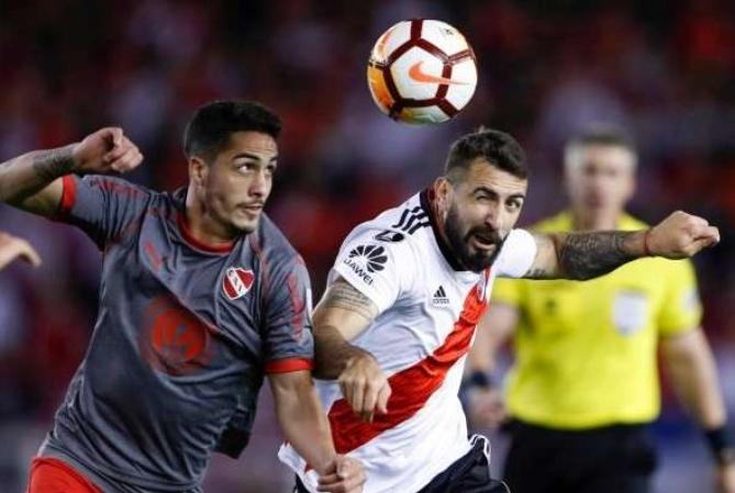 Independiente-River, Superliga: horario, TV y formaciones del clásico en Avellaneda