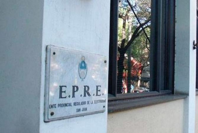 El EPRE limitó a Energía San Juan por el cobro de intereses