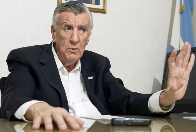 Gioja aclara: hay intereses sobre Manantiales que no son de San Juan