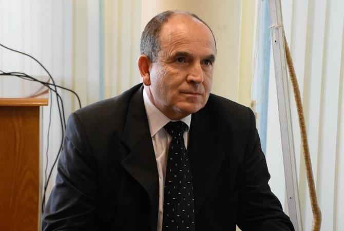 Juan Carlos Caparrós asumió en OSSE