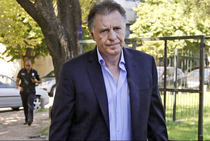Cristóbal López se entregó a la Justicia