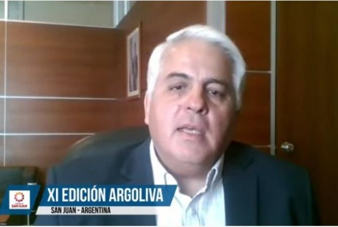 ARGOLIVA: San Juan exporta el 90 por ciento del aceite que produce