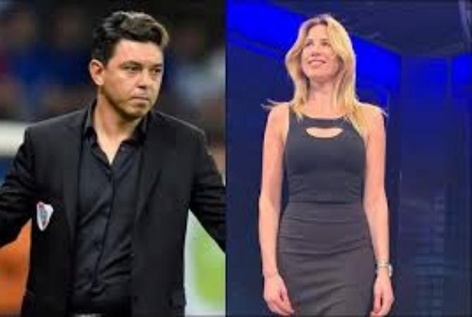 Marcelo Gallardo y Alina Moine se separaron por un rumor y por una infidelidad