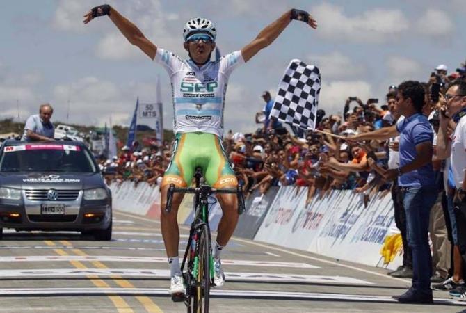 ¡ESCÁNDALO! El ganador de la Vuelta a San Juan con doping positivo