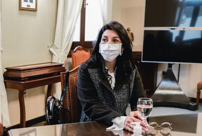 INDUSTRIA: la nueva secretaria viene a reactivar el parque de Chimbas
