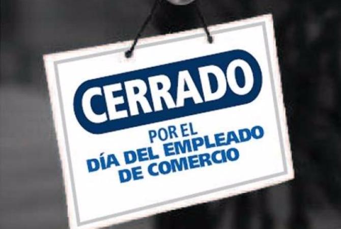Hoy el comercio permanece cerrado por el d a del Noticias del dia de hoy en argentina espectaculos