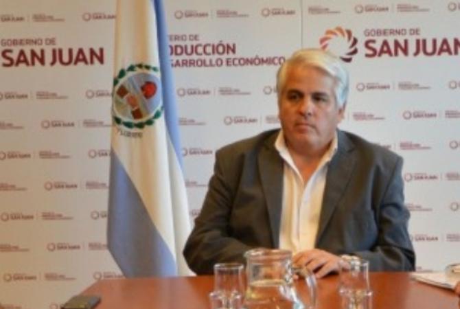 Díaz Cano apostó por gente joven para su ministerio
